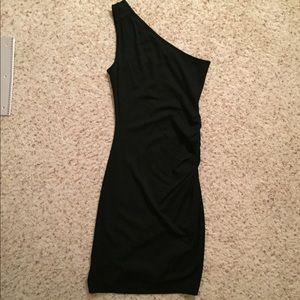 Banana Republic One Shoulder Dress